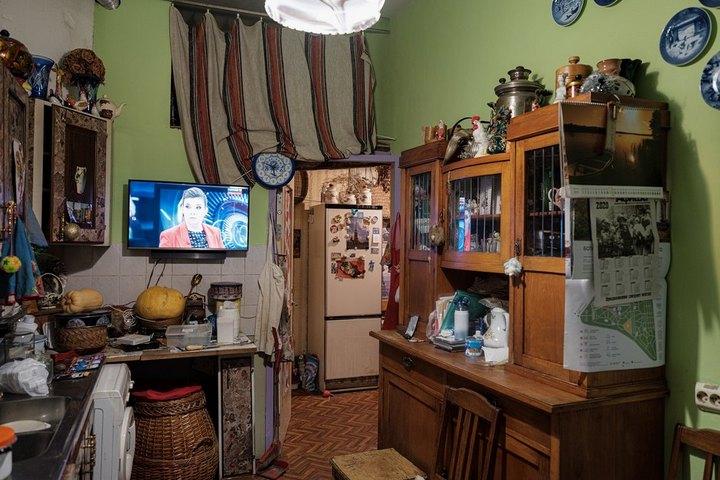Квартира деда Кости