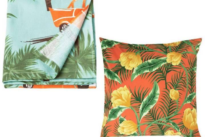 Домашний текстиль ИКЕА