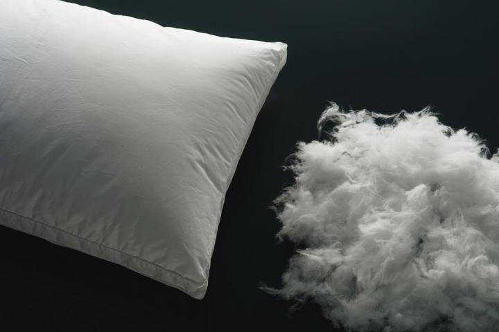 Пуховое и перьевое наполнение подушки
