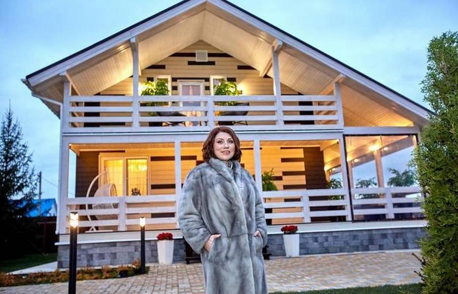 Жилой дом Розы Сябитовой
