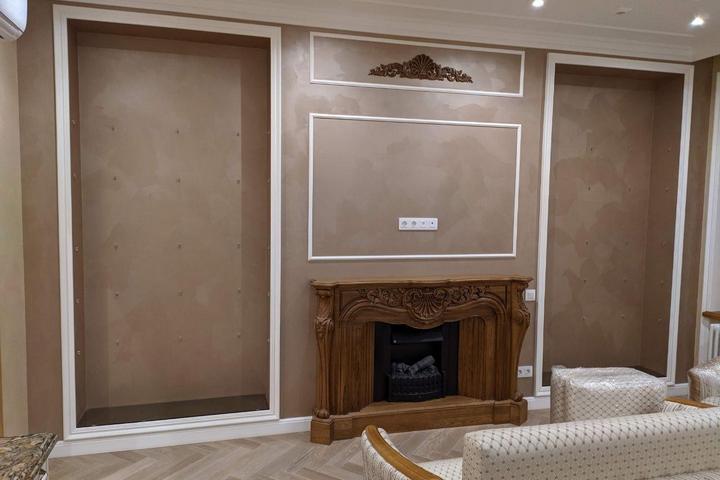 Ниши для встраиваемой мебели