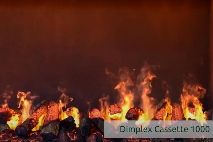 Димплекс Кассета 1000 с увлажнителем
