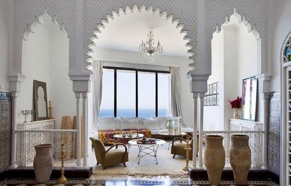 Порталы в марокканском стиле