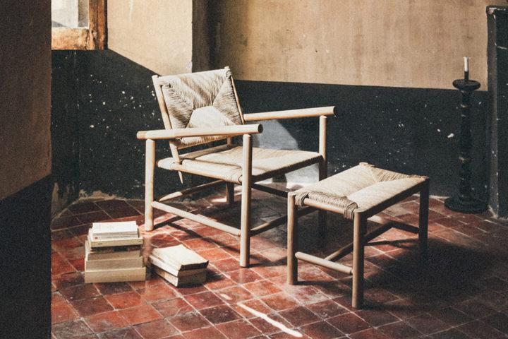Плетеная мебель из коллекции