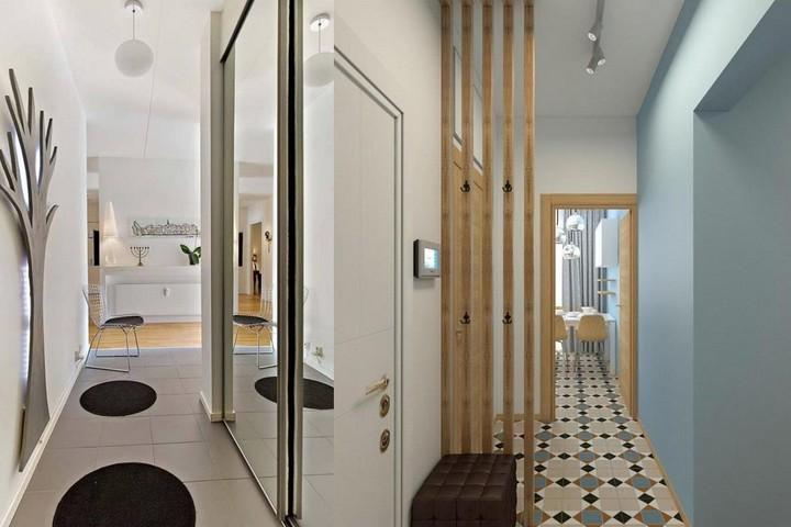 Зонирование в узких коридорах