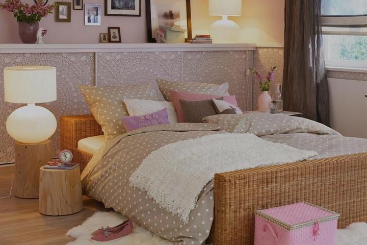 Спальня в пастельных тонах для ребенка