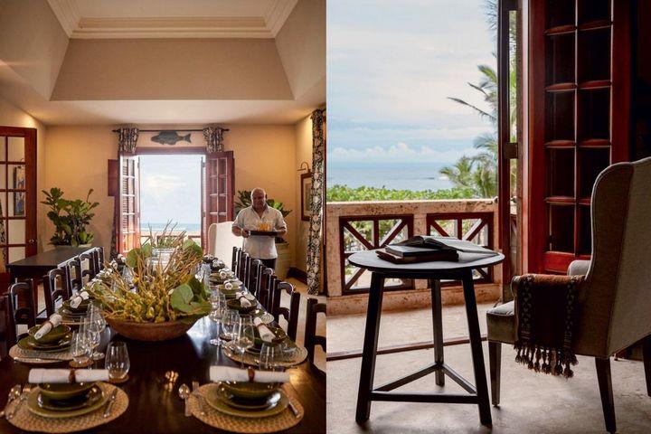 Интерьер дома и балкончик Джульетты