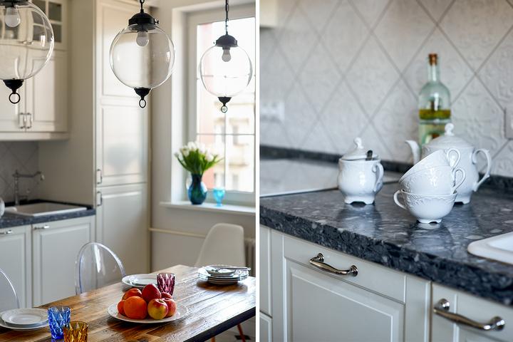 Кухня и детали оформления