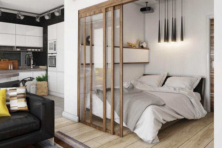 Перепланировка небольшой квартиры