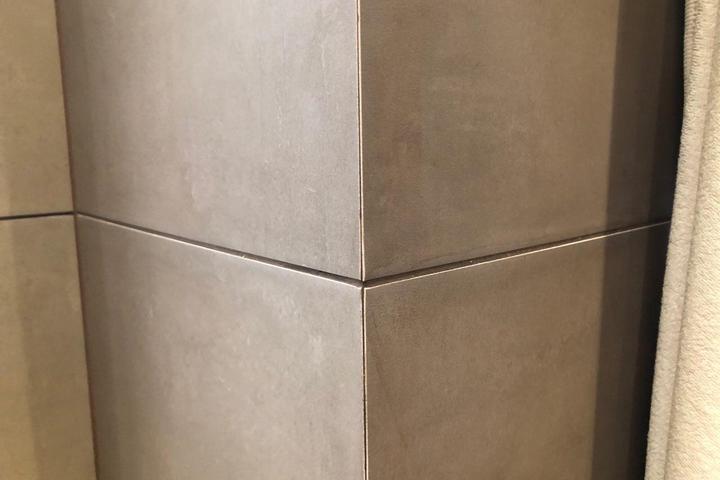 Квадратная плитка под бетон