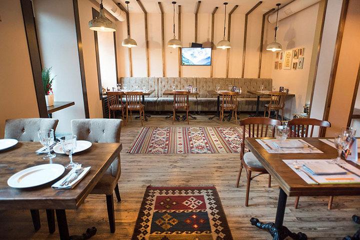 Грузинский ресторан Натахтари