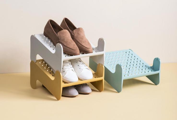 Надстраиваемая полка для обуви