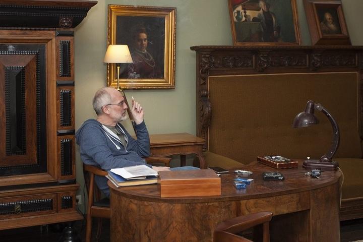 Александр в личном кабинете