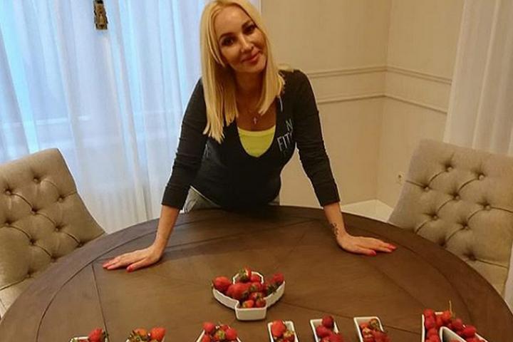 Столовая Леры Кудрявцевой