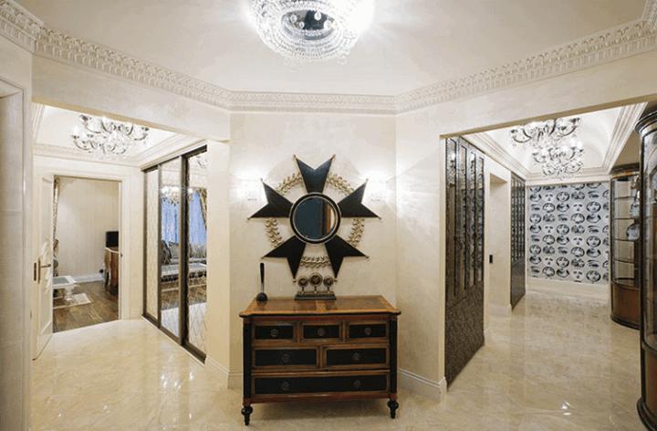 Холл и коридоры