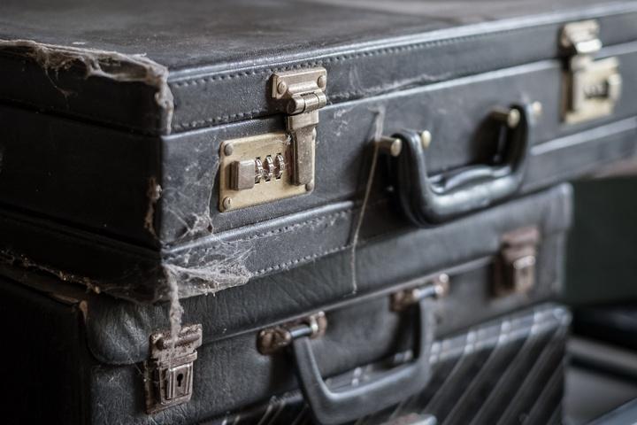 Пыль на чемоданах