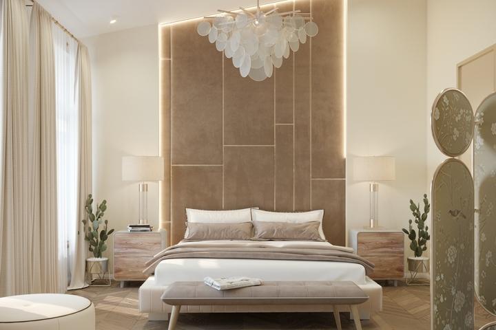 Эргономичная спальня