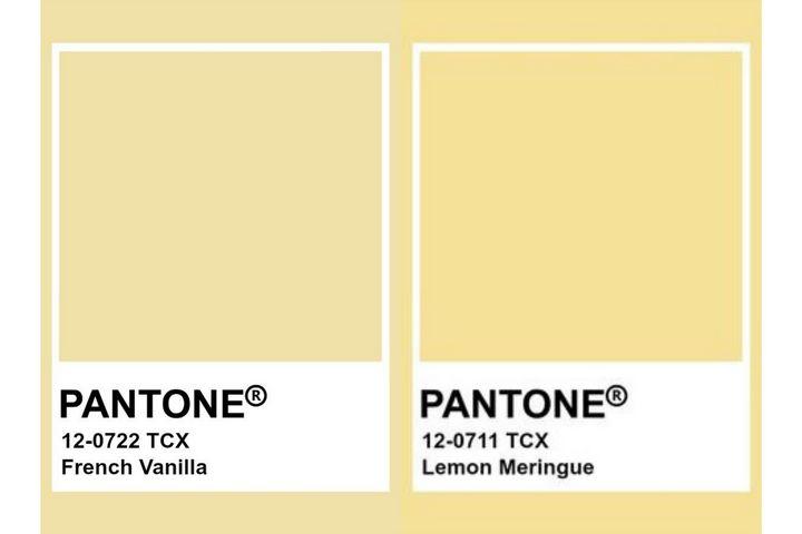 Оттенки желтого для современного интерьера