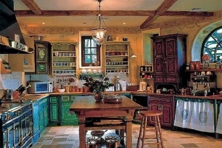 Кухня из теле-шоу Юлии