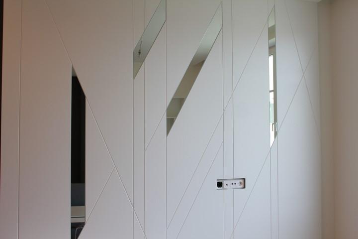 Фасад гардероба
