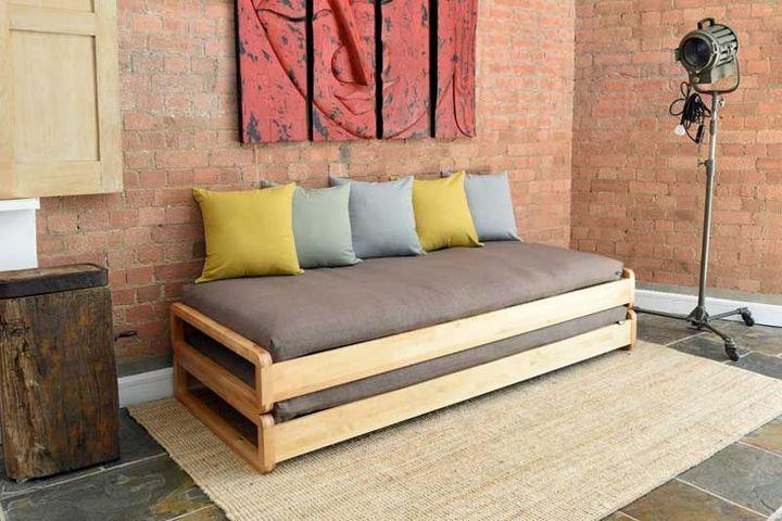 Деревянные штабелируемые кровати