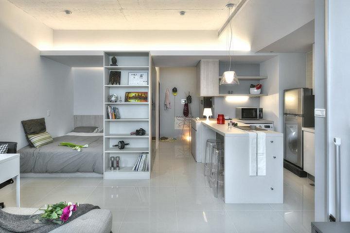 Эргономика маленькой квартиры