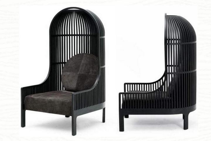 Стильное кресло турецких дизайнеров