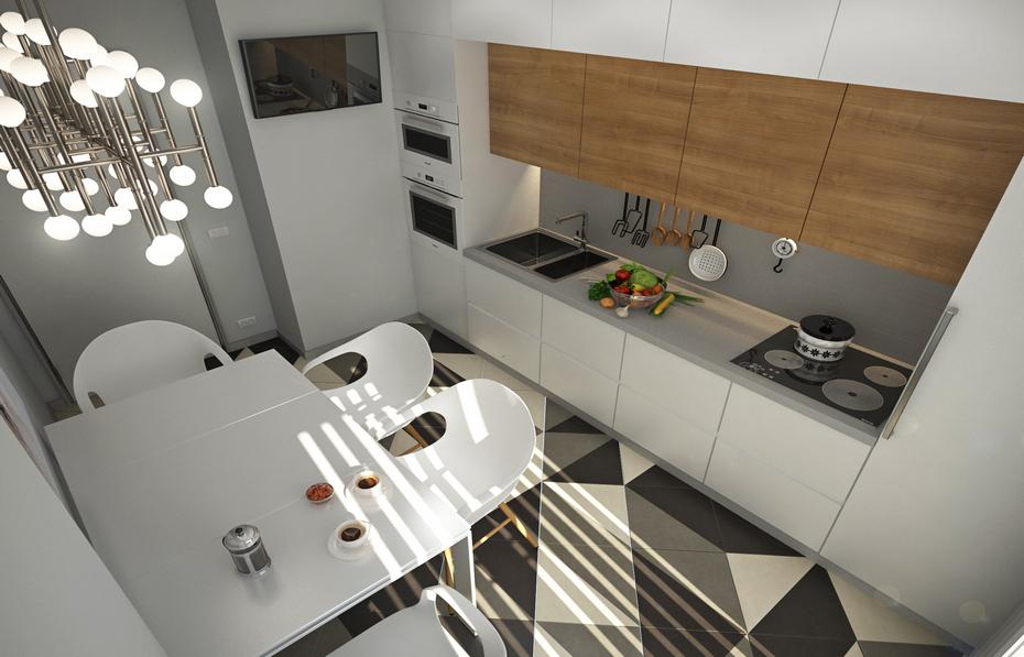 Уборка кухни от влаги