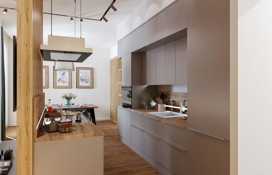 Эргономика хранения на кухне