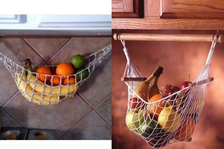 Гамаки для фруктов