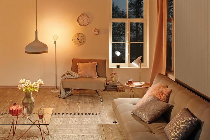 Локальный свет для создания уюта