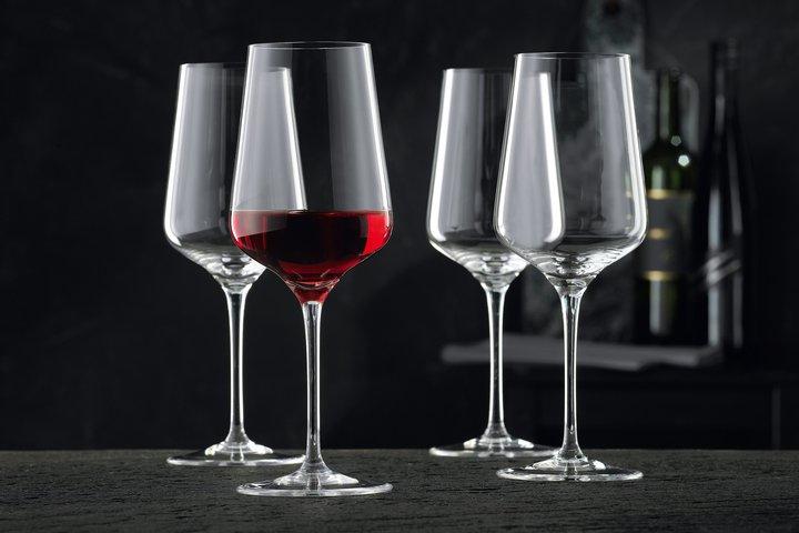 Классические бокалы для вина