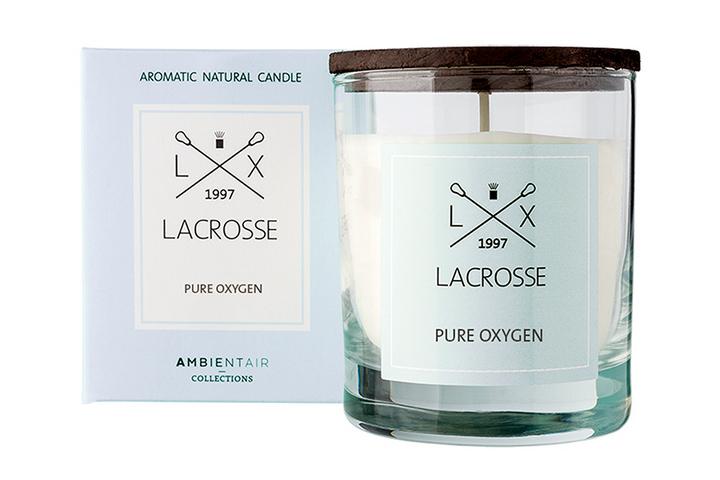 Мускусный аромат свечи