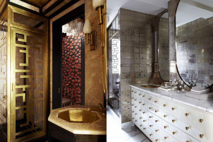 Ванная комната и главный санузел