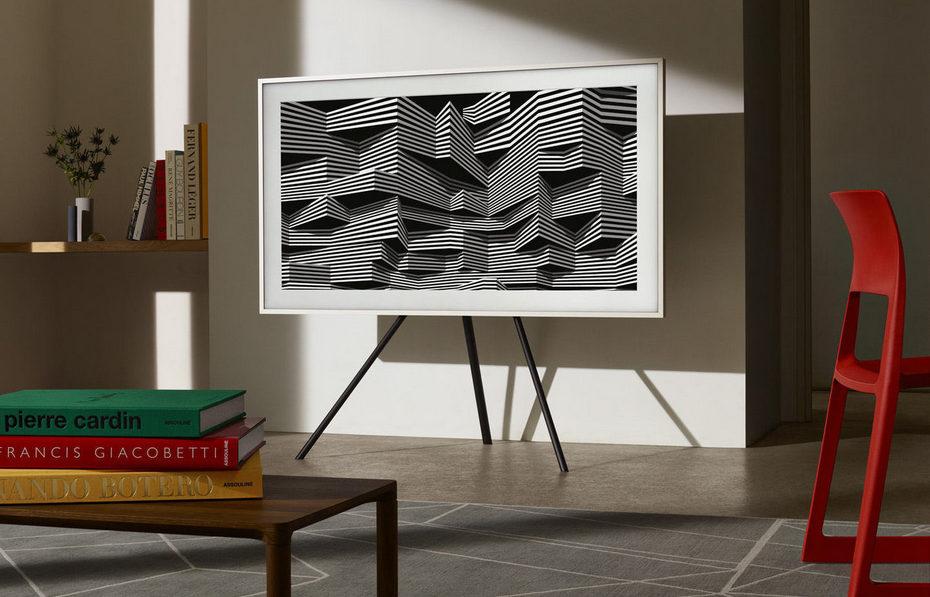 Интерьерный телевизор