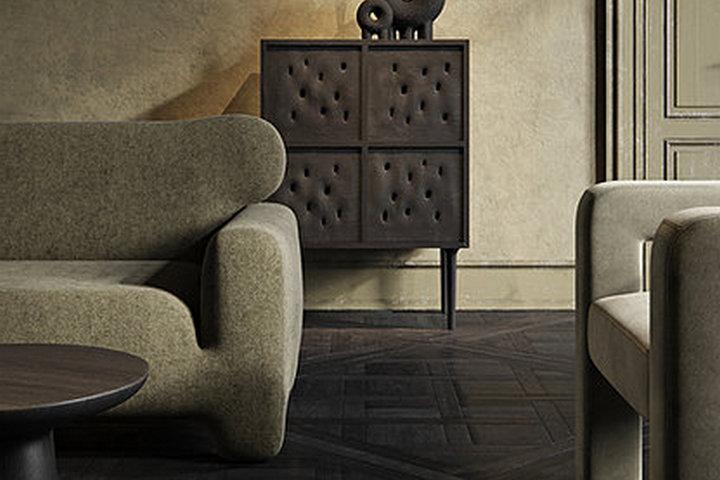 Форма и изгибы дивана