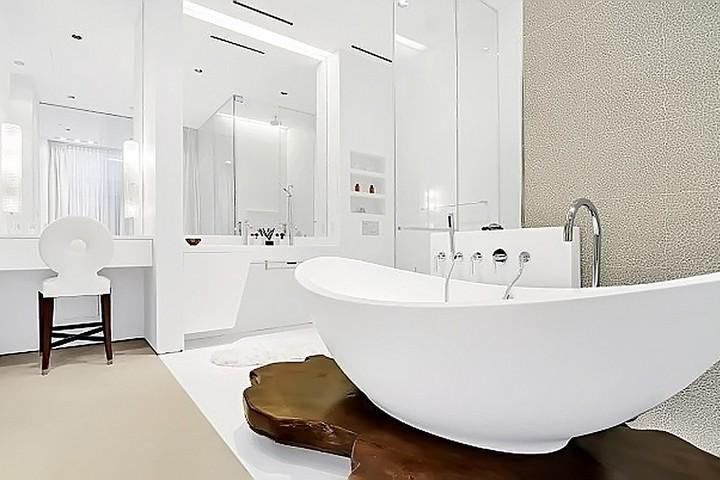 Главная ванная комната