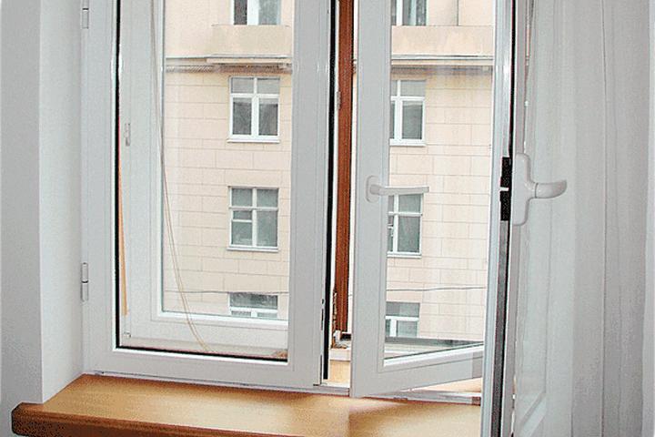 Двойные окна-стеклопакеты