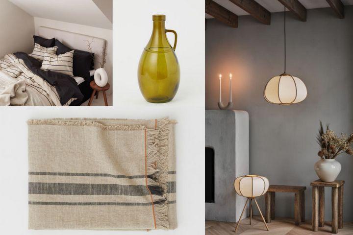 Декоративные предметы H&M