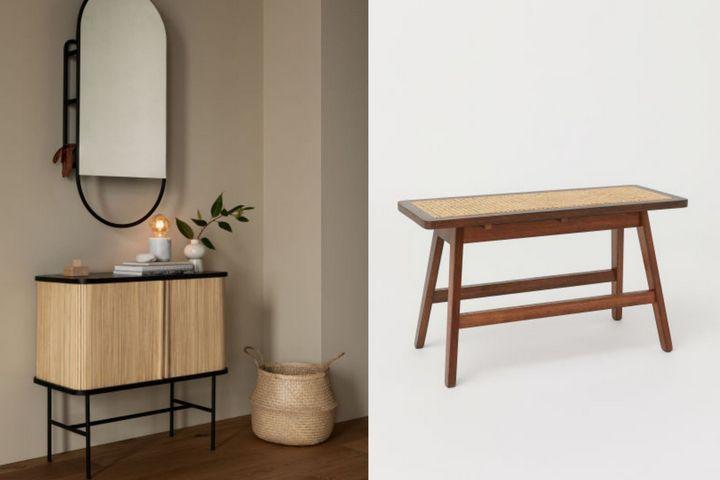 Мебель в коллекции H&M Home