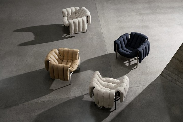 Кресла с накладным сидением