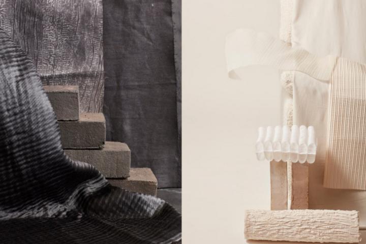 Плотные и долговечные ткани лаконичных оттенков
