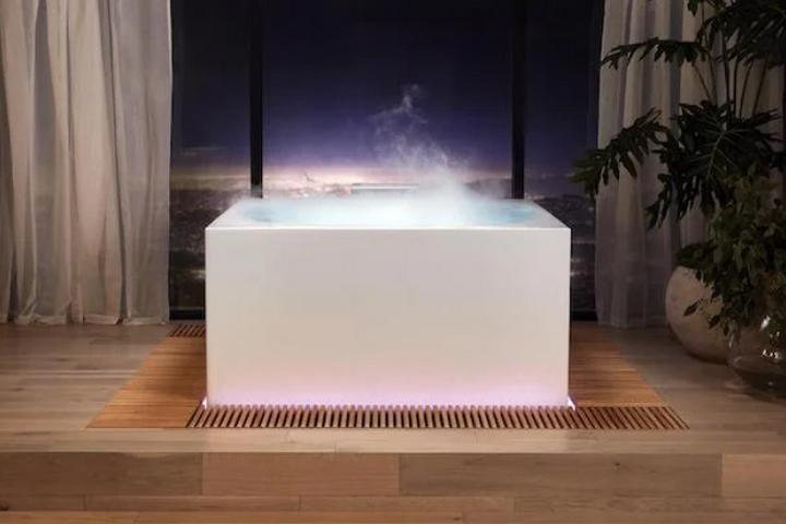 Ванна для домашнего СПА