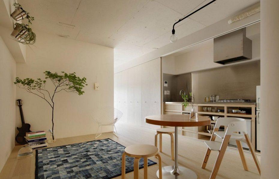 Премиальная квартира в Японии