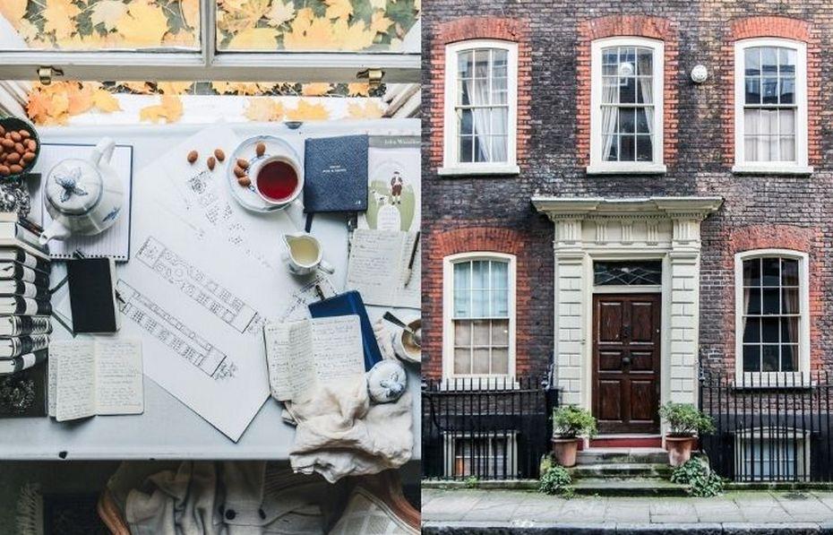 Английский дом 19 века