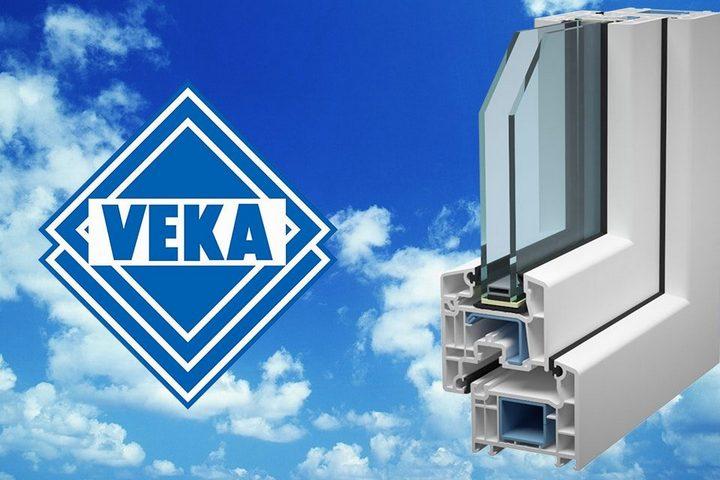 Стеклопакет VEKA