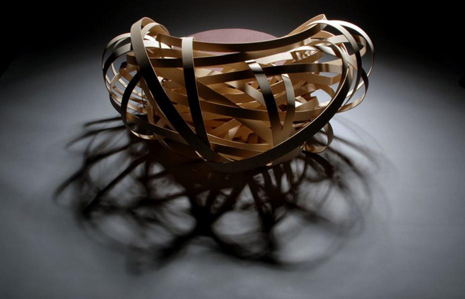 Кресло-гнездо от датского дизайнера