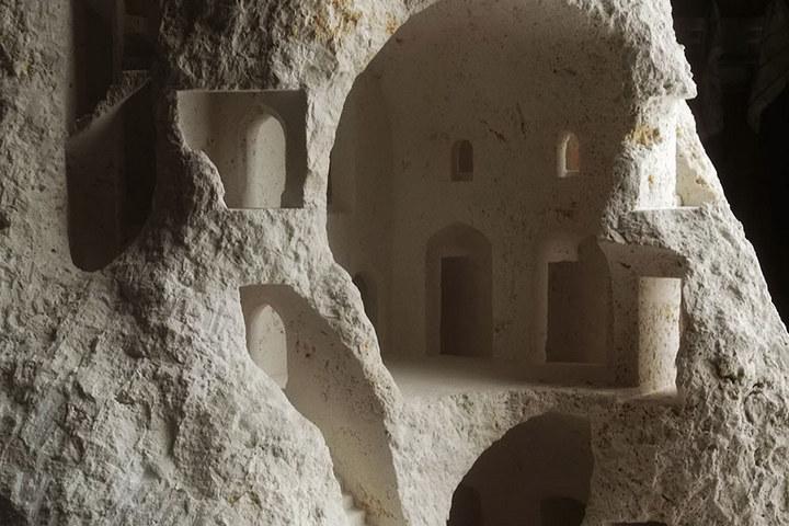 Архитектура из камня в миниатюре