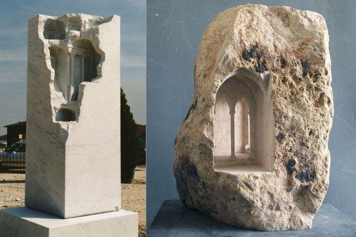 Античная архитектура в камне