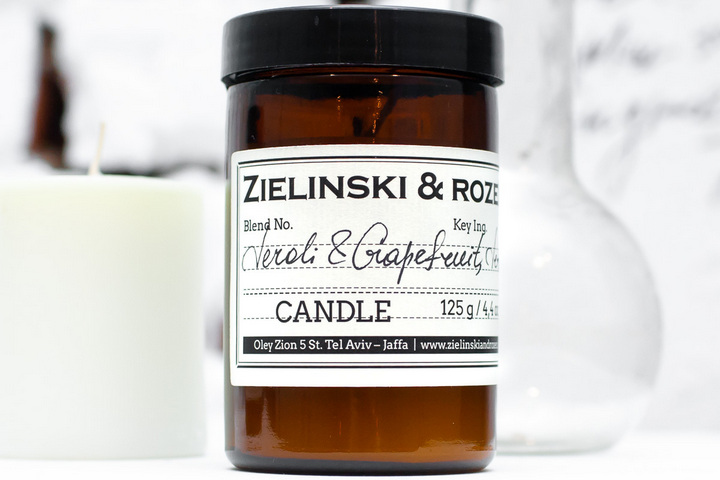 Домашняя свеча Зелински и Розен